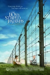 the boy in the striped pajamas movie cover