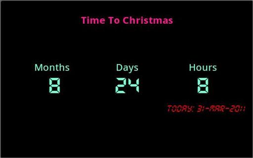 【免費生活App】Time to Christmas-APP點子