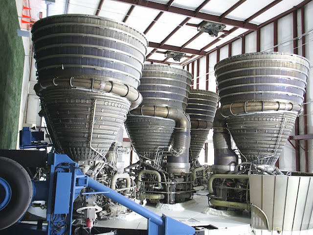 rocket thrusters