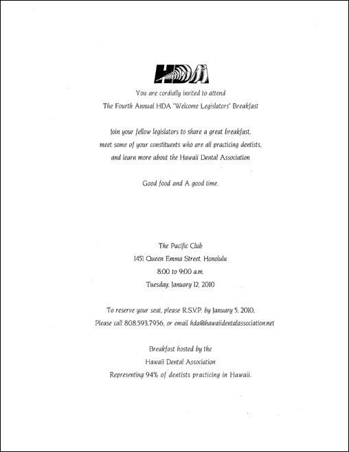 HDA invitation -20100112