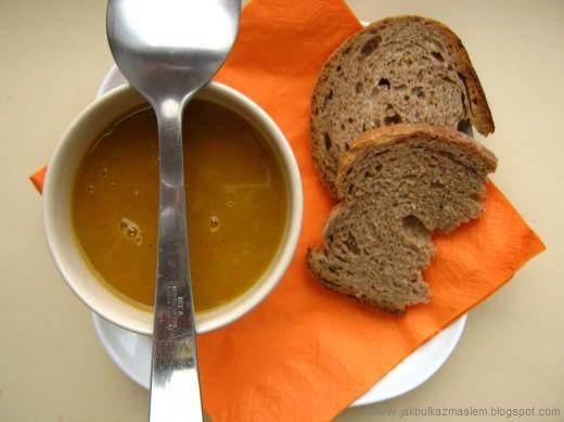 rozgrzewająca zupa indyjska