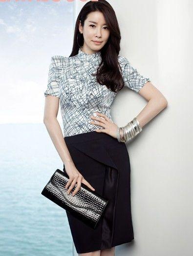 Lee Tae Ran photos