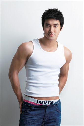 hot actor choi si won pics
