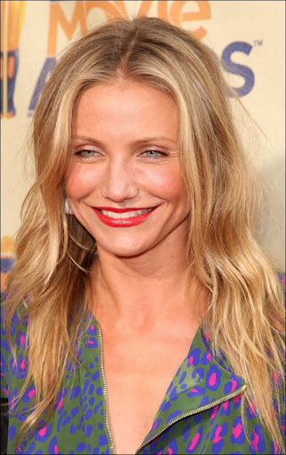 cameron diaz smile. Cameron Diaz#39;s smile was
