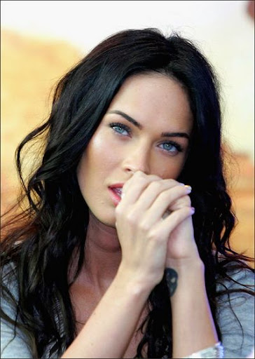 Megan Fox Makeup Transformers 2. makeup hair megan fox