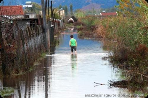 Albania flood001