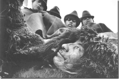 Pelliccia contro il freddo, 1982 SALGADO