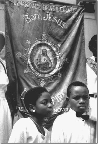 Celebração do Nosso Senhor do Bonfim, Porto Novo, 1995.