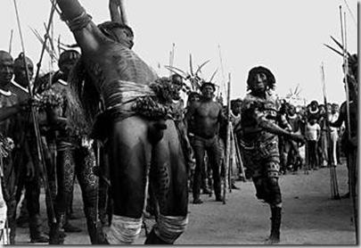 Kamayurá, 1978.