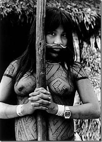 Magubo, (Amazonas), 1988.