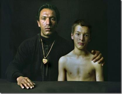 Los lasarez, 2007 - copyright Pierre Gonnord