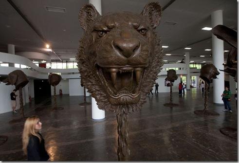 Brazil Sao Paulo Biennial