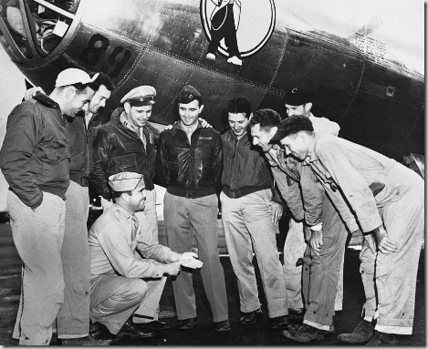 U.S. Air Force   Crew members of the Great Artiste