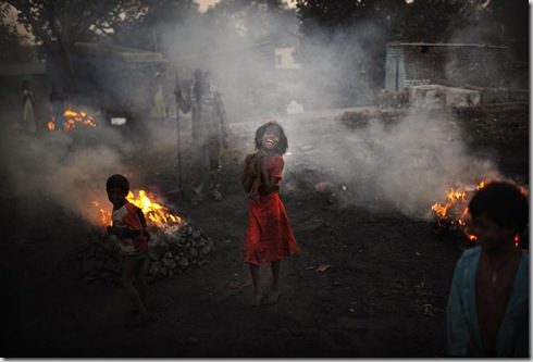 India Endless Fires