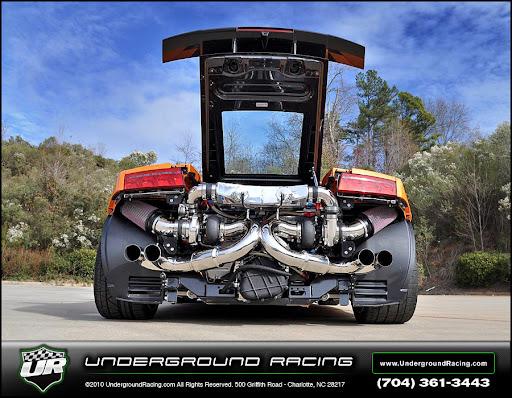2011 Lamborghini Gallardo TT By Underground Racing