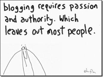 blogging rule