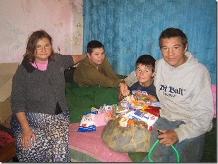 romania family