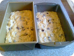 Banana Bread & Dads Cookies 049