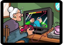 Video Game Grandma