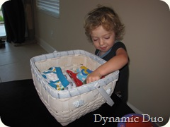 potty training day one, first step, pick your undies! (2)