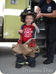 gus the little fireman