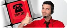 Schnelle und kompetente Hilfe für Ihren TFS