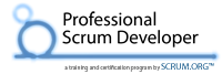 Mehr zum Professional Scrum Developer Program?
