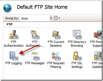 FTP Logging