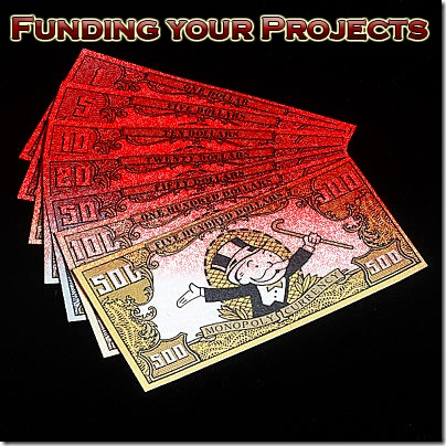 Funding your Projects  by Factual Solutions