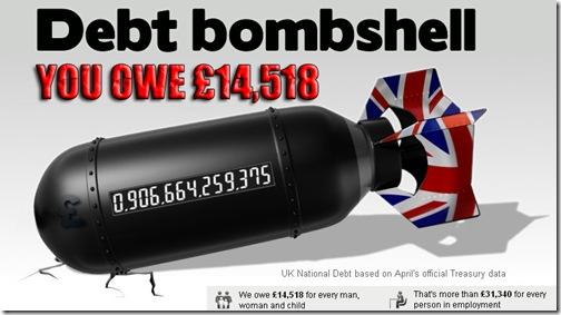 Debt Bomb UK
