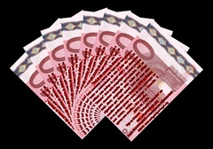 10 Euros Notes bills  by Factual Solutions