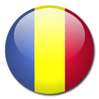 Romania Flag by Factual Solutions