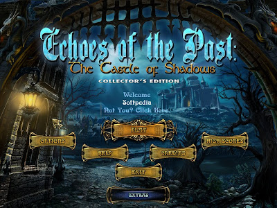 free Echoes of the Past The Castle of Shadows
