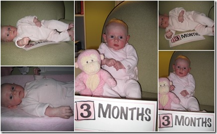 Lily 3 months