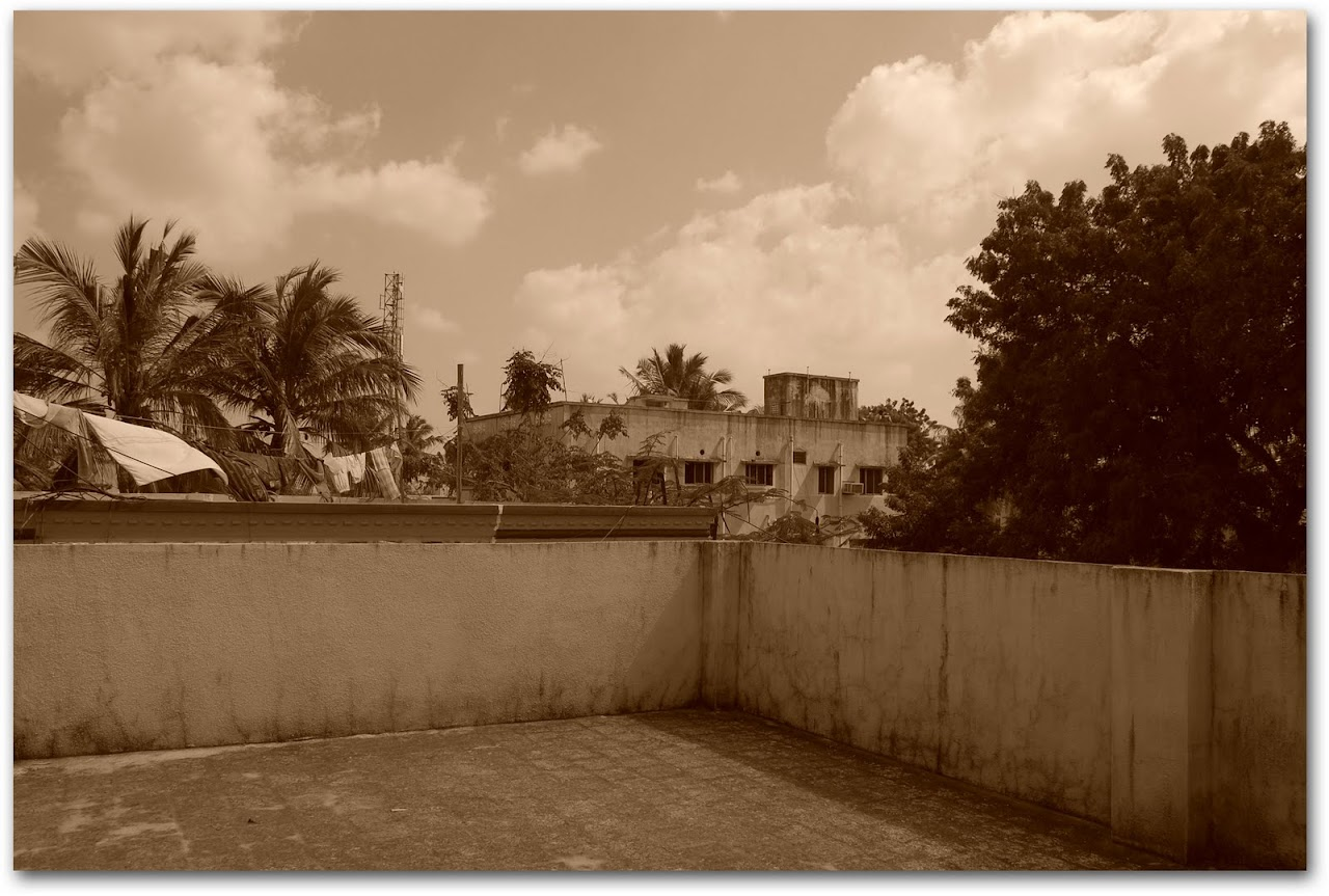 Chennai in sepia