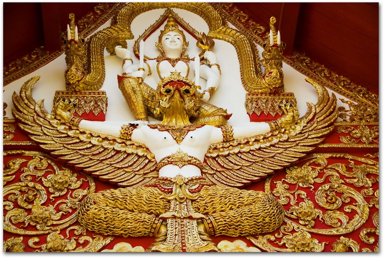 Garuda on wat