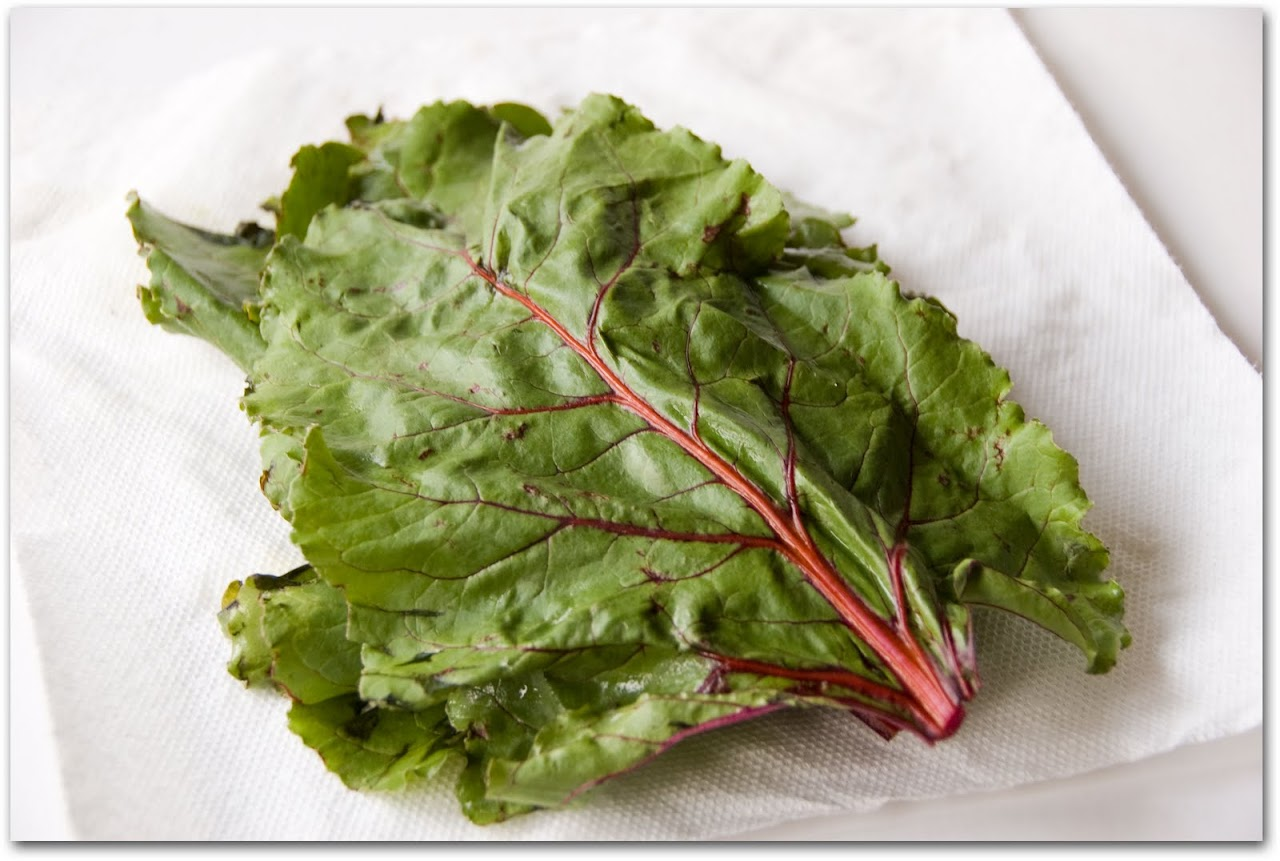 Beet greens