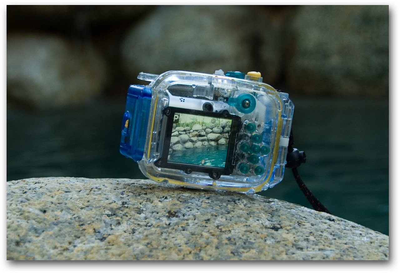 Canon WP-DC29 Underwater Camera