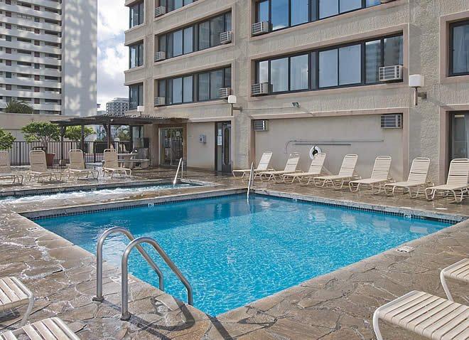 Aqua Palms pool