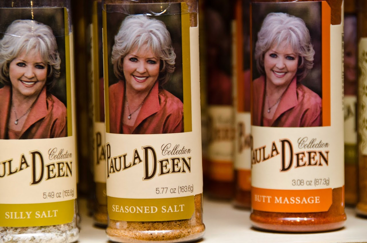 Paula Deen's sauces