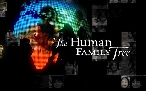 Genealogiczne Drzewo Cz³owieka / The Human Family Tree (2009) PL.TVRip.XviD / Lektor PL