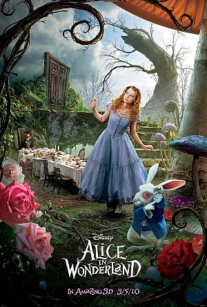 Alice-In-Wonderland--Poster