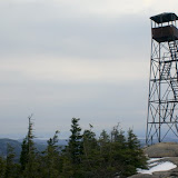 another angle of fire tower