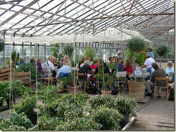 Danish seedsavers glasshouse