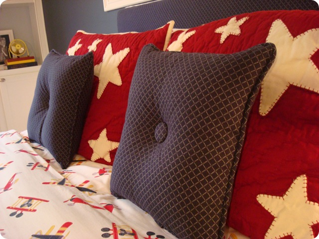 pottery barn kids star bedding