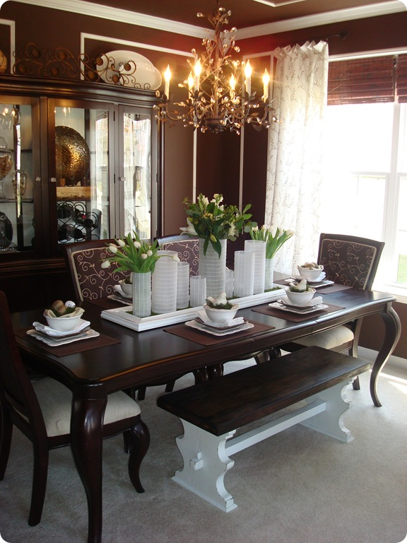 1000 images about dining room table on pinterest dining room centerpiece vases and ceilings