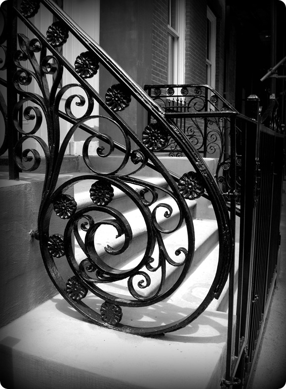 Little Italy ironwork