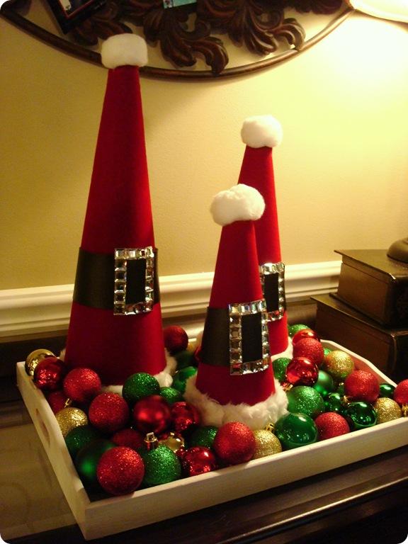 Santa craft for Christmas