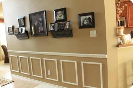 molding wall