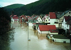 flood rhine (jerman)